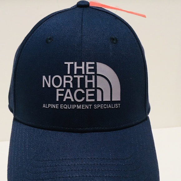 The North Face Other - THE NORTH FACE Baseball Cap Hat One Sz BLUE NWT